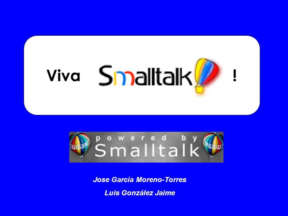 Viva ! Jose García Moreno-Torres Luis González Jaime