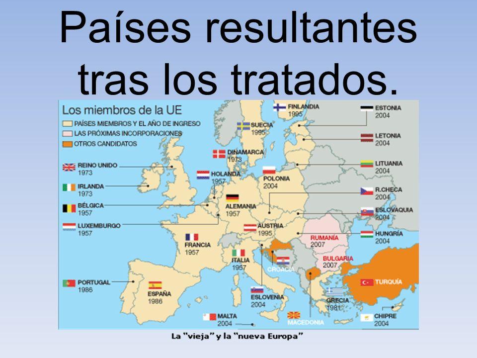 Antecedentes Históricos.Tras la segunda Guerra Mundial, Europa esta sumida en el desastre.