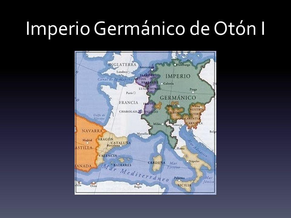 Imperio Germánico de Otón I