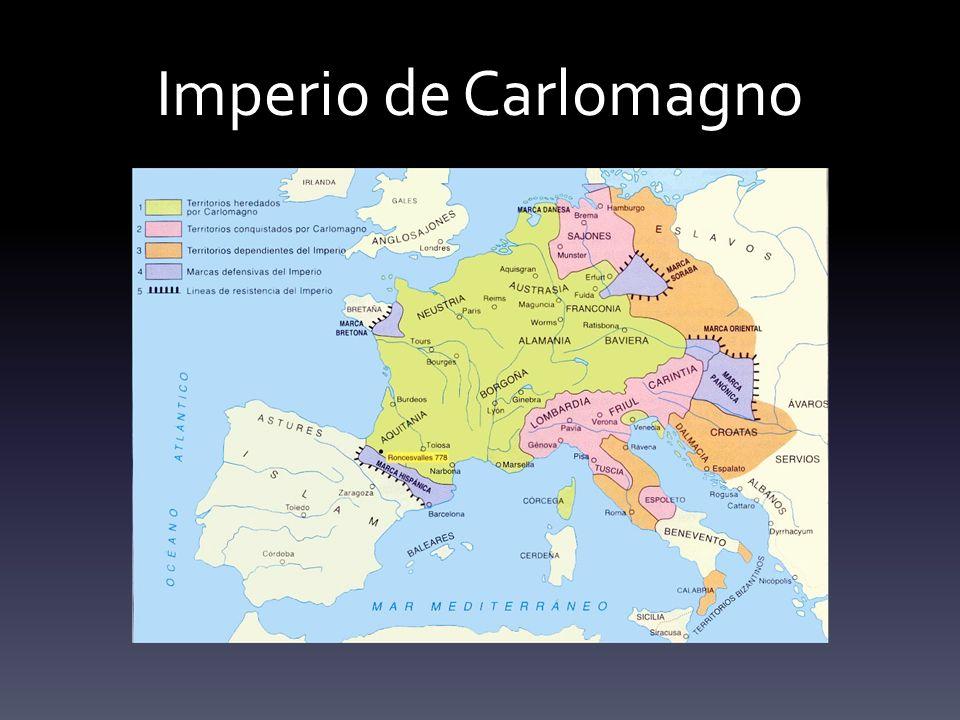 Imperio de Carlomagno