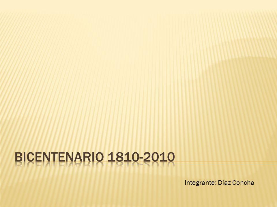 Integrante: Díaz Concha