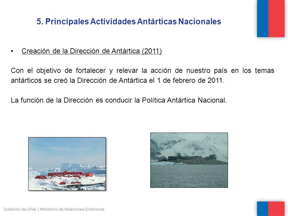 Gobierno de Chile | Ministerio de Relaciones Exteriores 5.