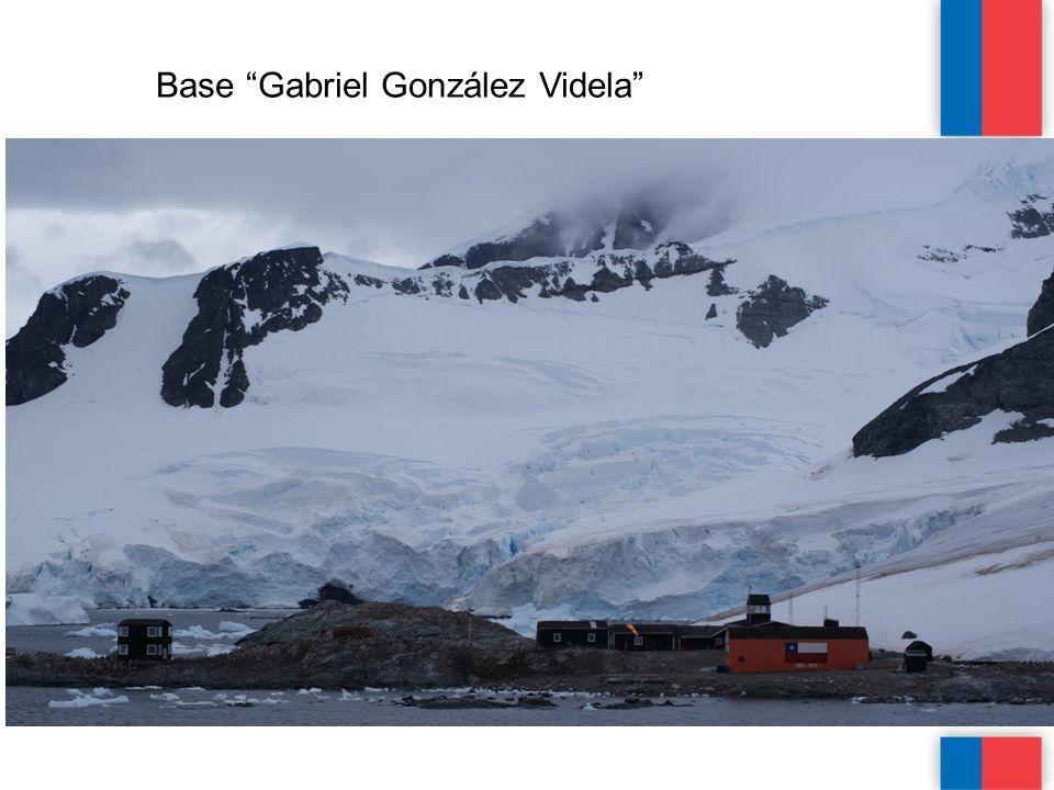 Base Gabriel González Videla
