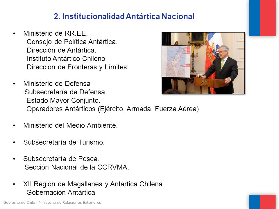 Gobierno de Chile | Ministerio de Relaciones Exteriores 2.