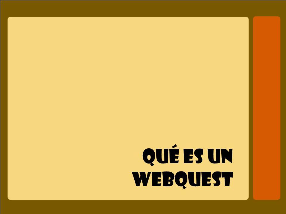 LOS WEBQUEST 1.