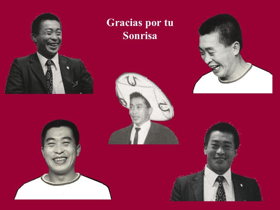 Gracias por tu Sonrisa