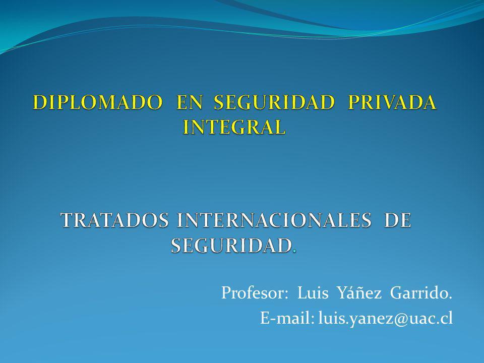 Programa General de Estudios I.Convención de Viena sobre el Derecho de los Tratados.