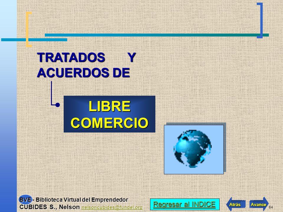 63 SOBRE ESTE TEMA www.fundel.org consulte la página web de FUNDEL. PARA MÁS INFORMACION Regresar al INDICE Regresar al INDICE Atrás Avance BVE - Bibl