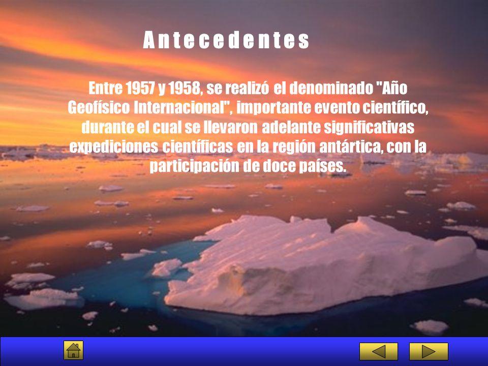 El Compromiso para la protección global del medio ambiente antártico y los ecosistemas dependientes y asociados.