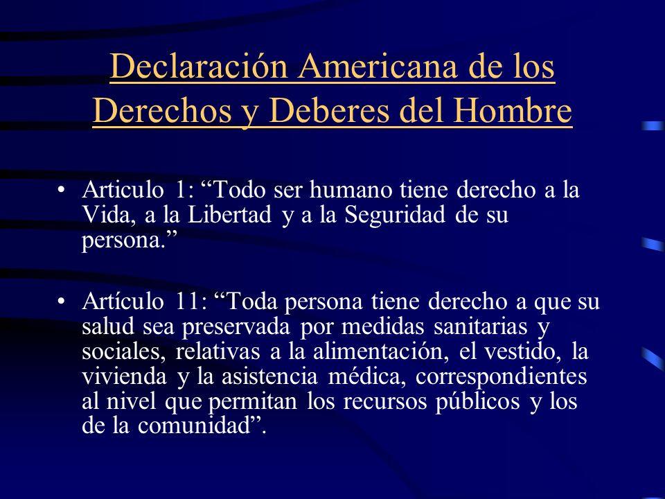 CONSTITUCION NACIONAL En el art. 75 inc. 22 de nuestra Constitución Nacional, se encuentran reconocidos (con jerarquía constitucional), 11 los tratado