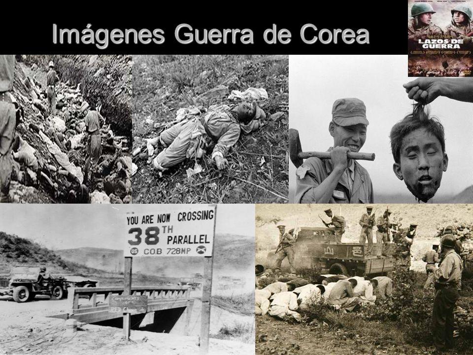Imágenes Guerra de Corea