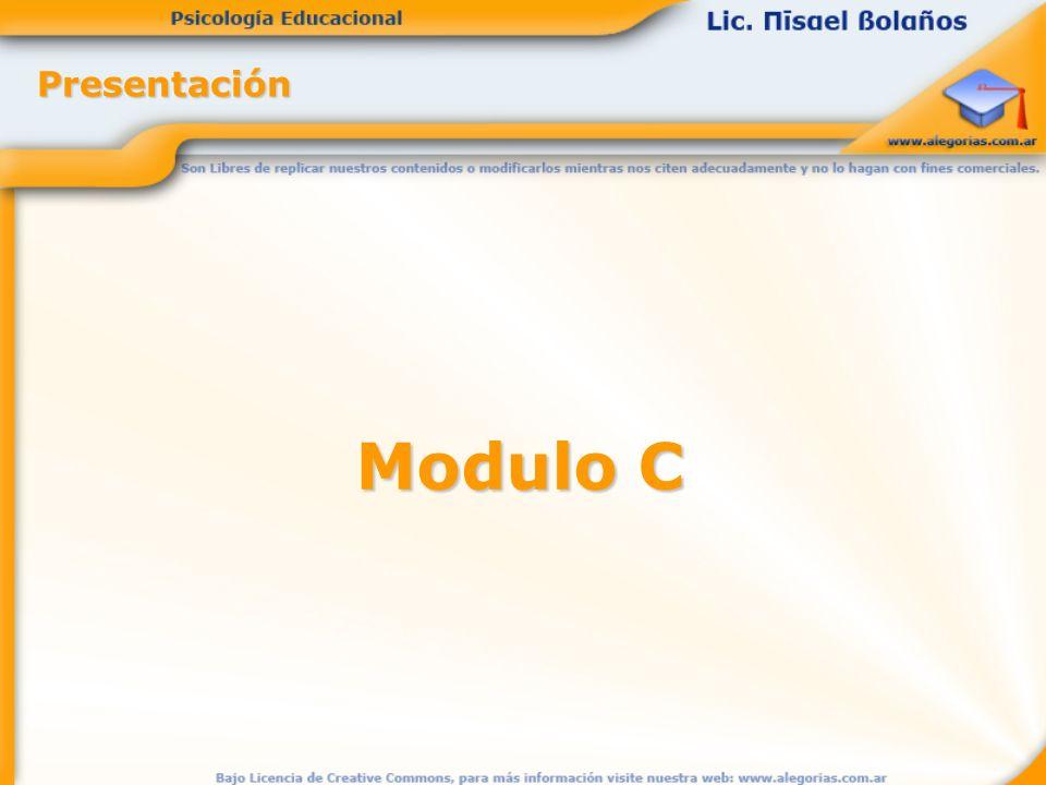 Presentación Modulo C