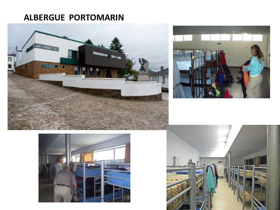 ALBERGUE PORTOMARIN