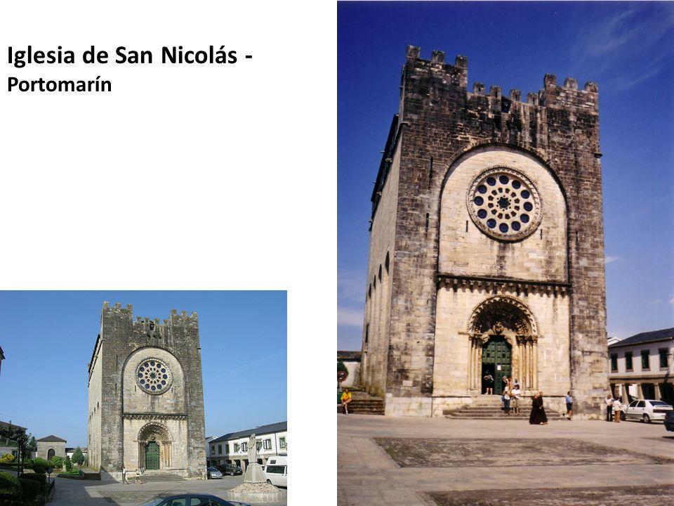 Iglesia de San Nicolás - Portomarín