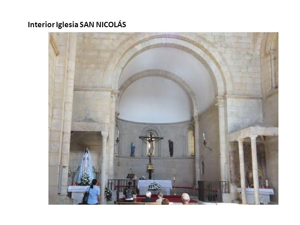 IGLESIA DE SANTIAGO (S.XIX) - BOENTE