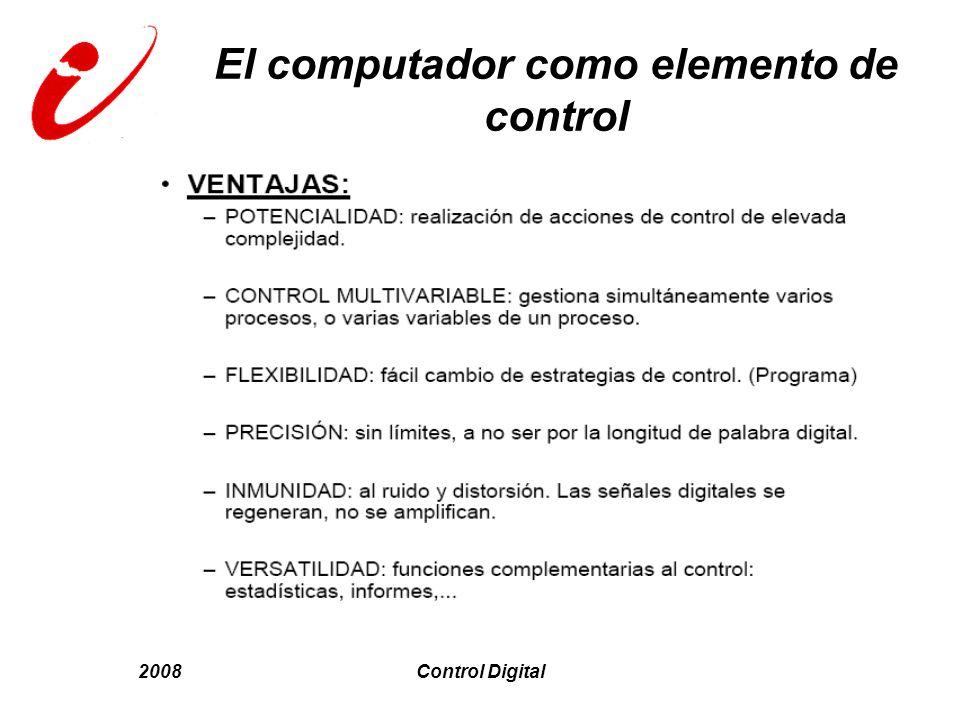 2008Control Digital El computador como elemento de control