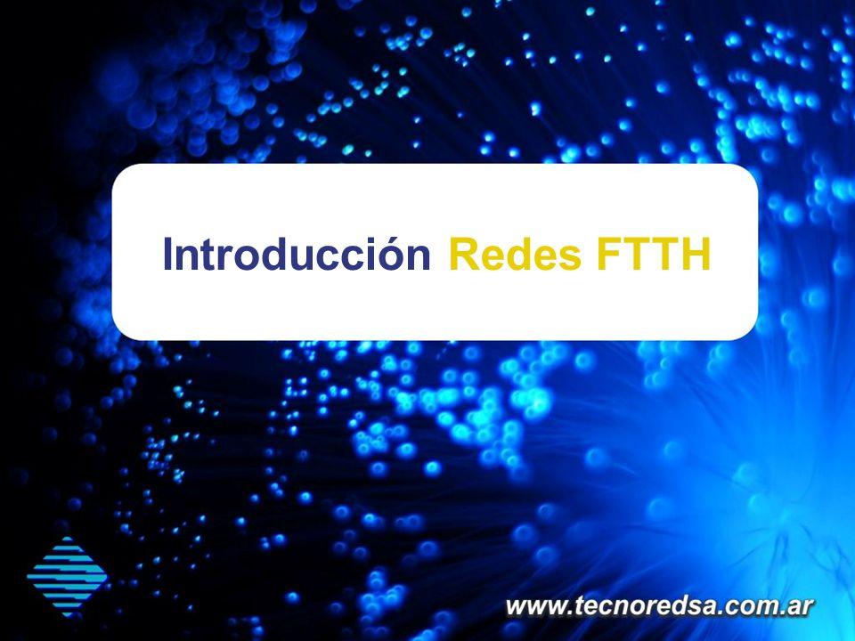 ¿Qué significa FTTH / GePON .