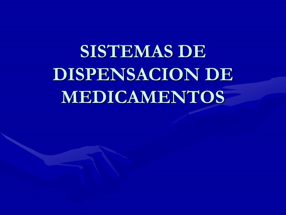 DISPENSACION PACIENTES AMBULATORIOS PACIENTES INTERNADOS