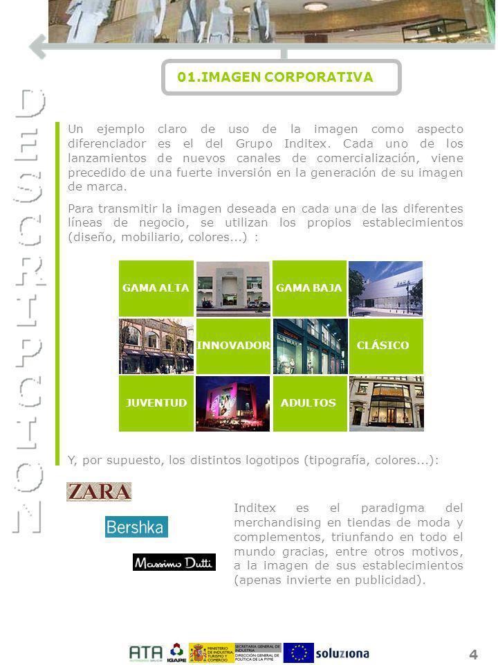 15 02.PUBLICIDAD De mantenimiento: se recuerda que un producto o servicios es comercializado por un establecimiento en concreto.