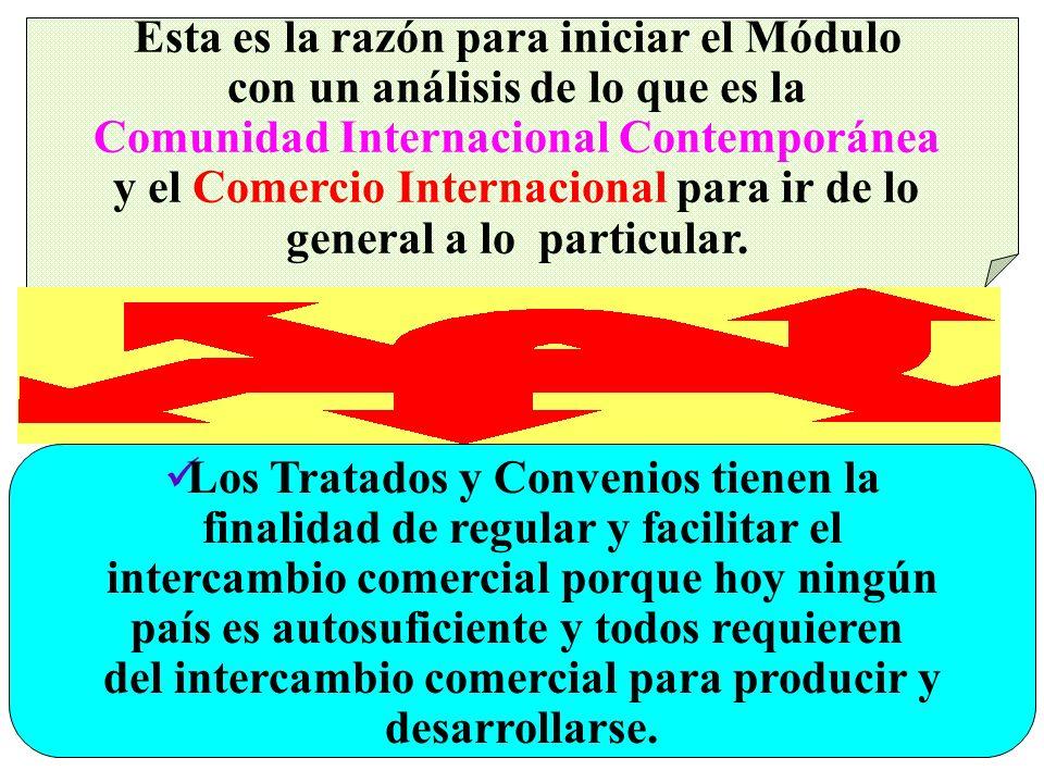 INTRODUCCIÓN El comercio internacional – a cuyo ámbito pertenecen los Tratados y Convenios- ha sido siempre una parte activa y polémica de la economía