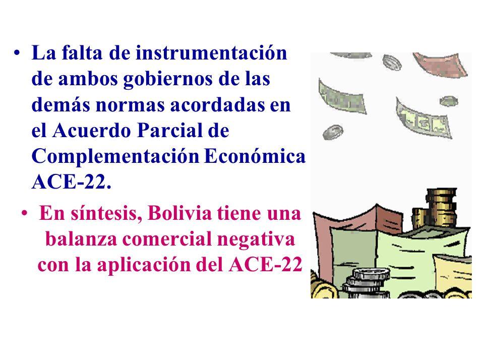 La intensiva utilización por parte de Chile de otros mecanismos de regulación del comercio internacional como Salvaguardias, Derechos Antidumping y Co