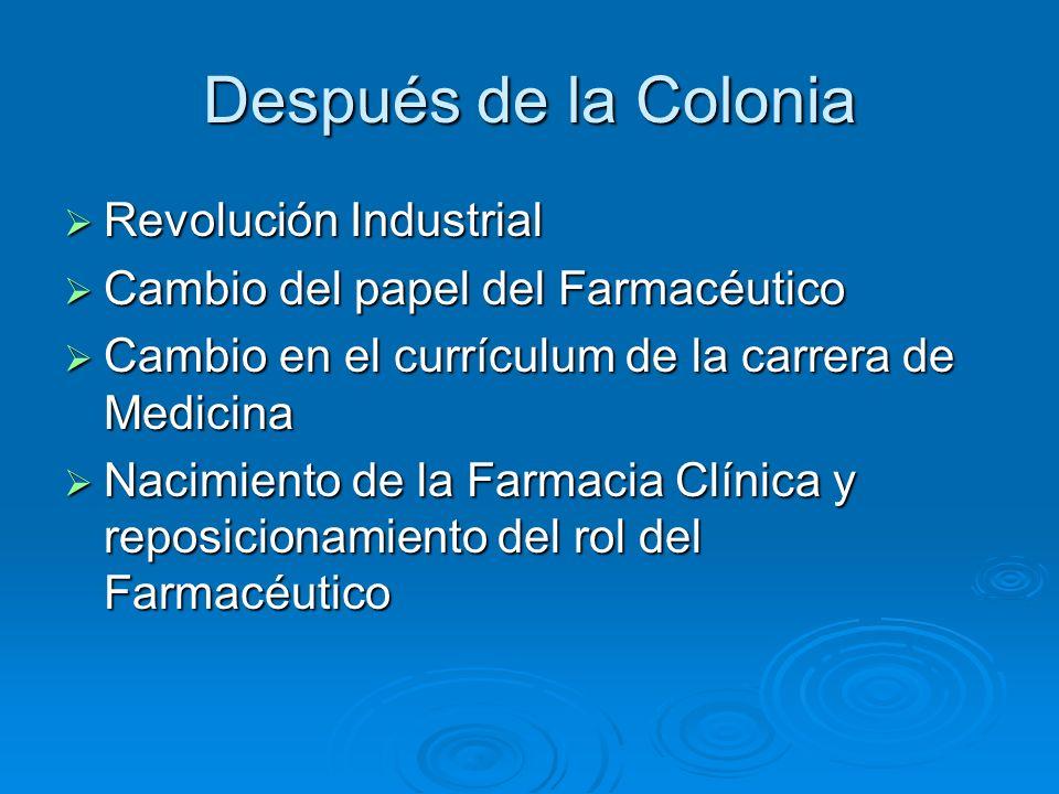 Los Farmacéuticos de todo el mundo deben continuar preparando medicamentos en las farmacias.