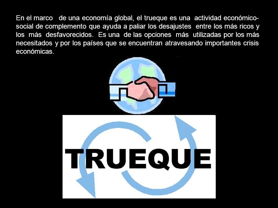 MERCADO DE TRUEQUE