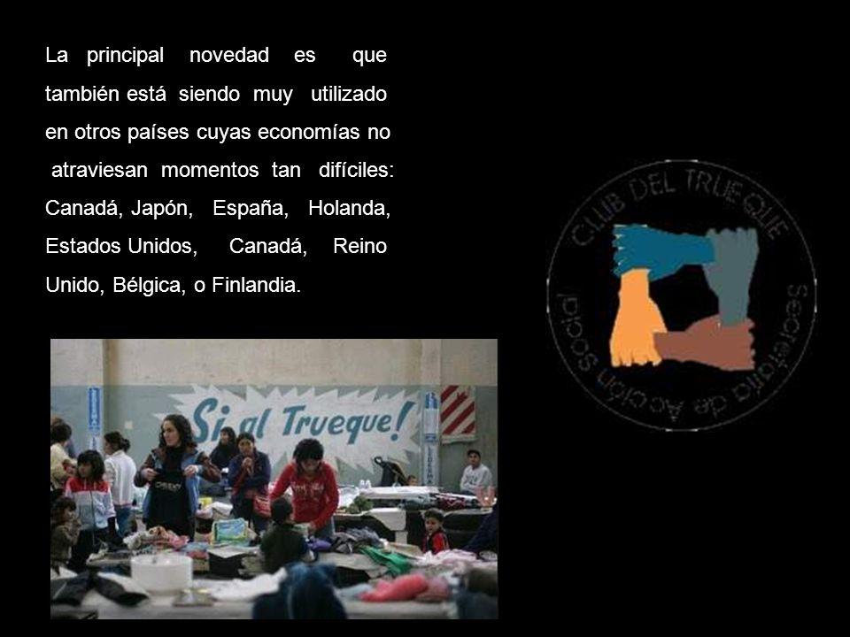 Esta modalidad de mercado que nació hace dos siglos reaparece a mediados de los noventa ante la alarmante crisis económica de Latinoamérica. Y desde e