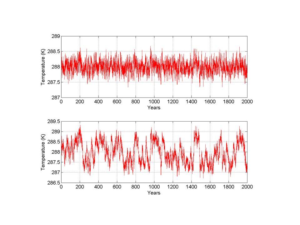 Una vez realizado el tuning (ajuste), la similitud del modelo y de las observaciones NO DICE NADA acerca de la calidad del modelo, A MENOS QUE se use información independiente acerca de los parámetros ajustados.