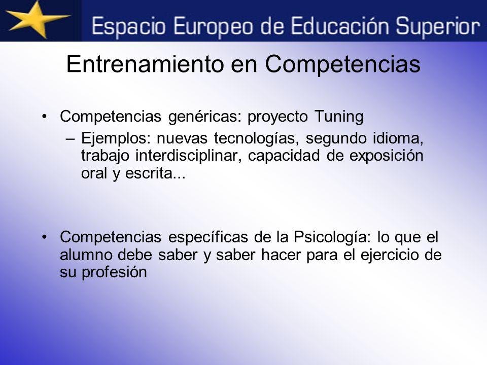 Algunas recomendaciones para elaborar la guía docente y orientar la docencia de acuerdo con los ECTS SÓLO SE PUEDE ELABORAR LA G.D.A.