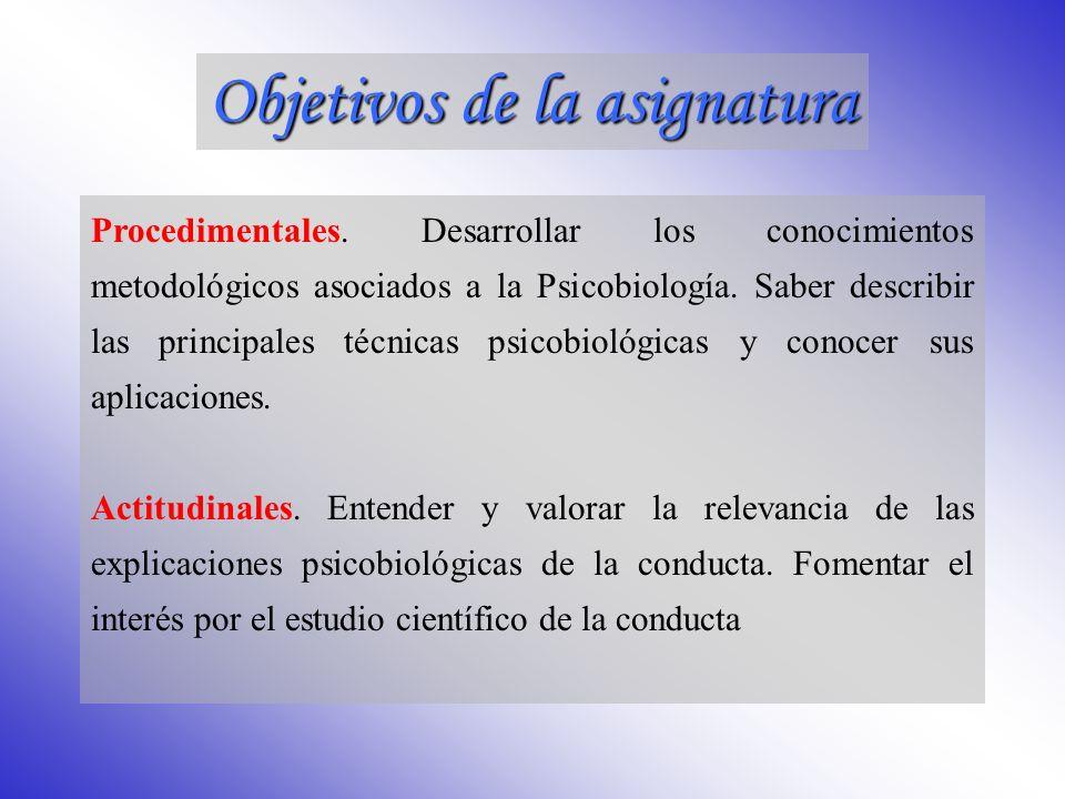 Cognitivos.Conocer los principios básicos de la genética y la evolución humanas.