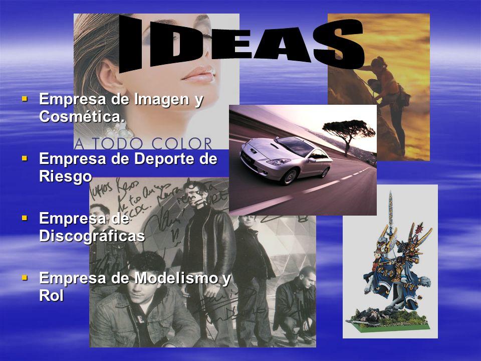 Empresa de Imagen y Cosmética.Empresa de Imagen y Cosmética.