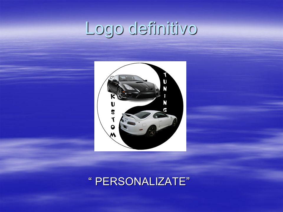 Logo definitivo PERSONALIZATE PERSONALIZATE