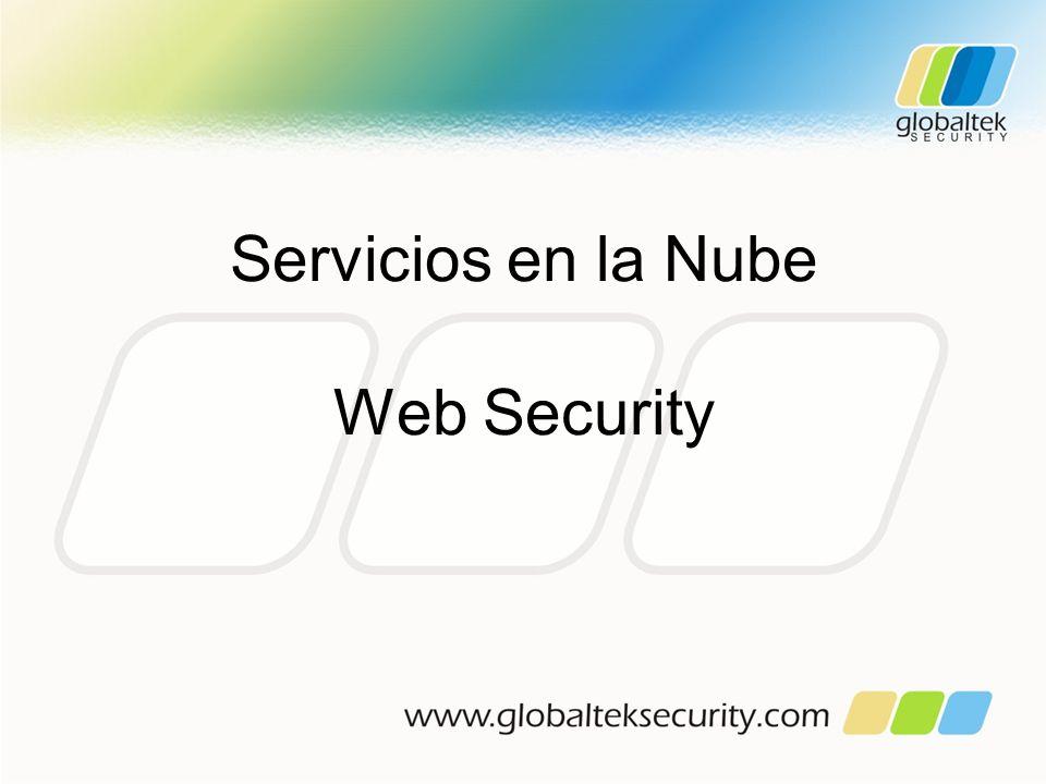 Servicios en la Nube Web Security