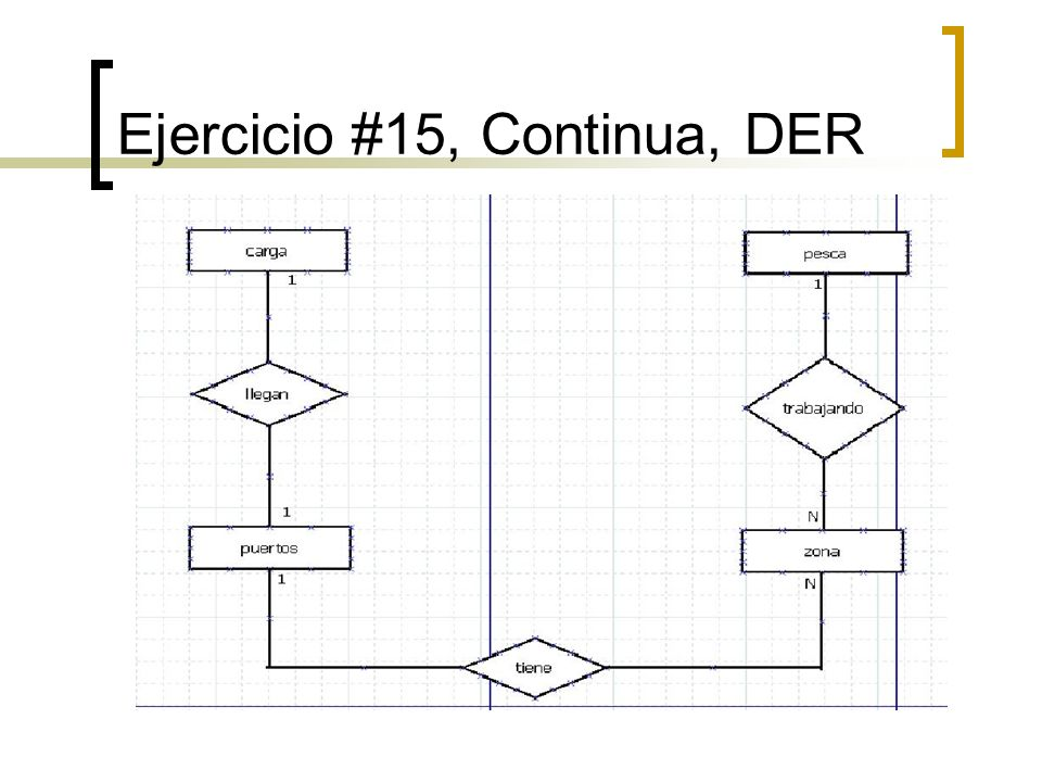 Ejercicio #15, Continua, DER