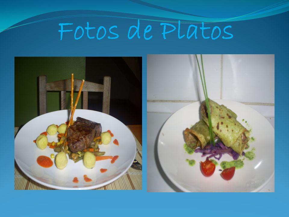 Fotos de Platos