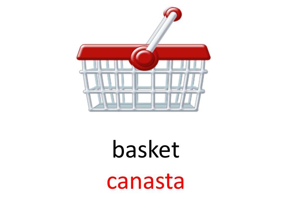basket canasta