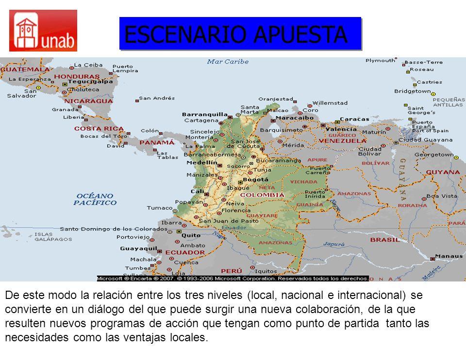 En todos los departamentos prioriza al turismo como tema de interés regional.