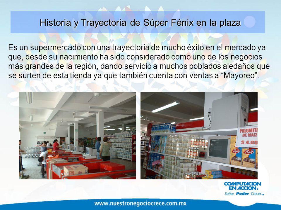 Es un supermercado con una trayectoria de mucho éxito en el mercado ya que, desde su nacimiento ha sido considerado como uno de los negocios más grand