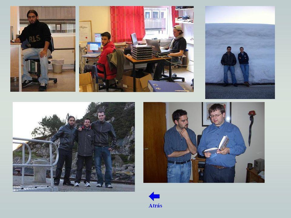 Arion 04 -05 Aquí podrá consultar información a cerca de las ediciones 2004 y 2005 del programa Arion Atrás Arion 2004 Arion 2005