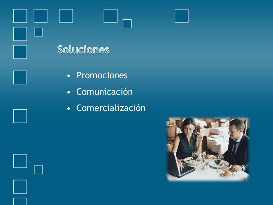 Promociones Comunicación Comercialización