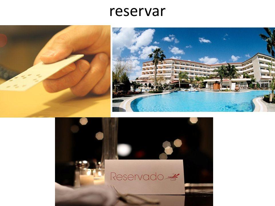 reservar