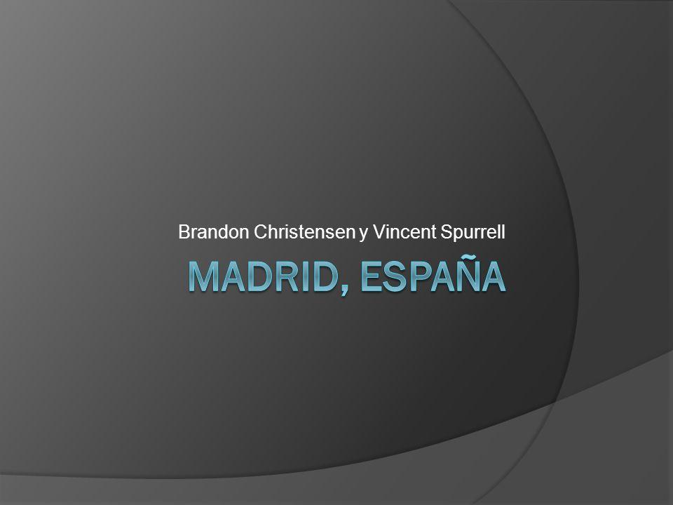 Brandon Christensen y Vincent Spurrell