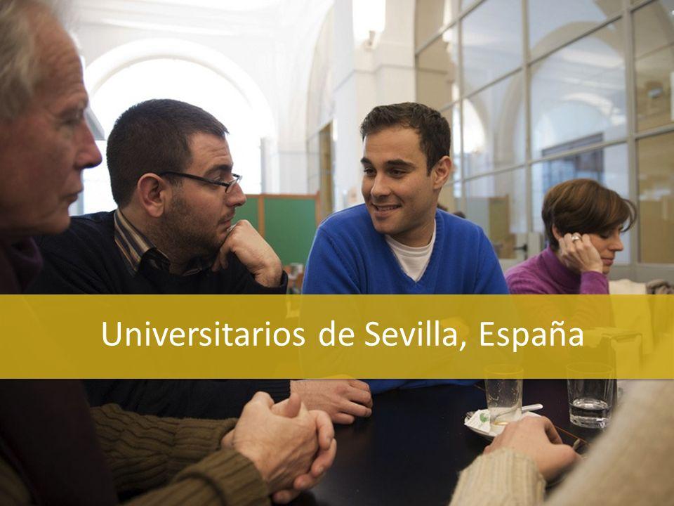 Universitarios de Sevilla, España