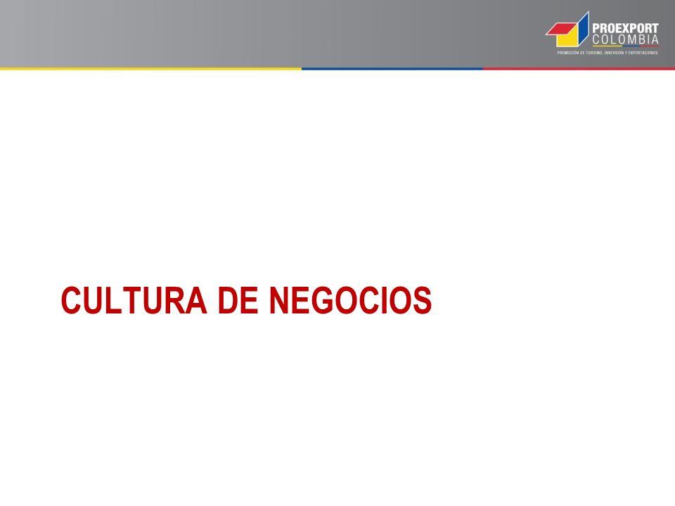 CULTURA DE NEGOCIOS