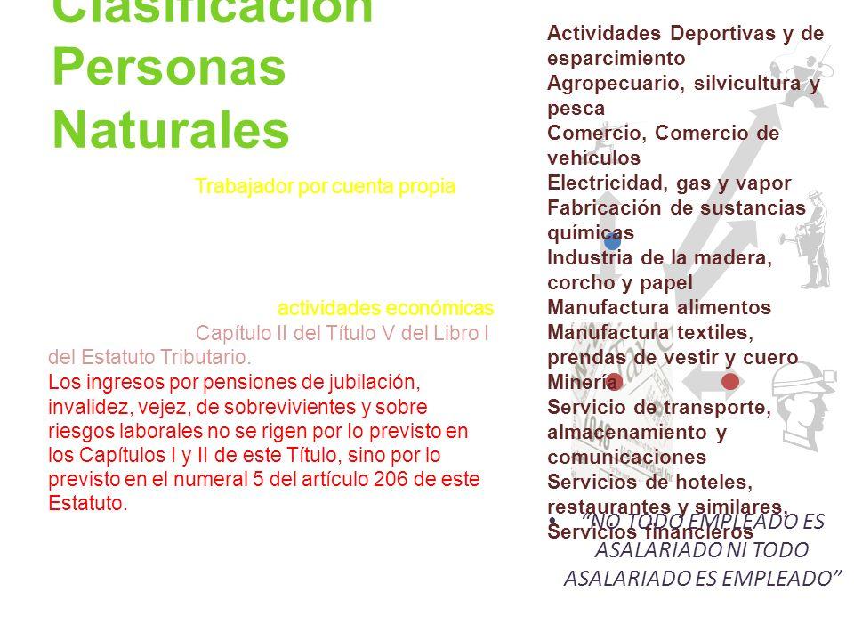 ARTíCULO 329 Trabajador por cuenta propia.