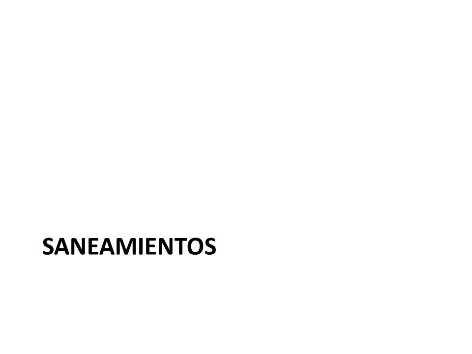 SANEAMIENTOS