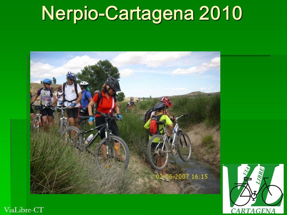 Nerpio-Cartagena 2010 ViaLibre-CT