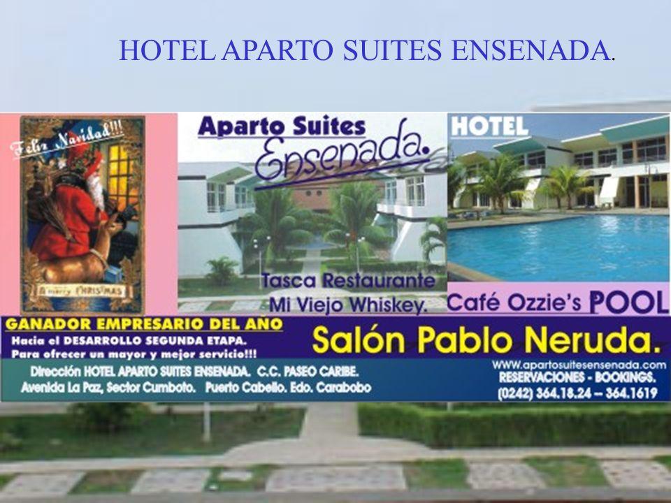 HOTEL APARTO SUITES ENSENADA.
