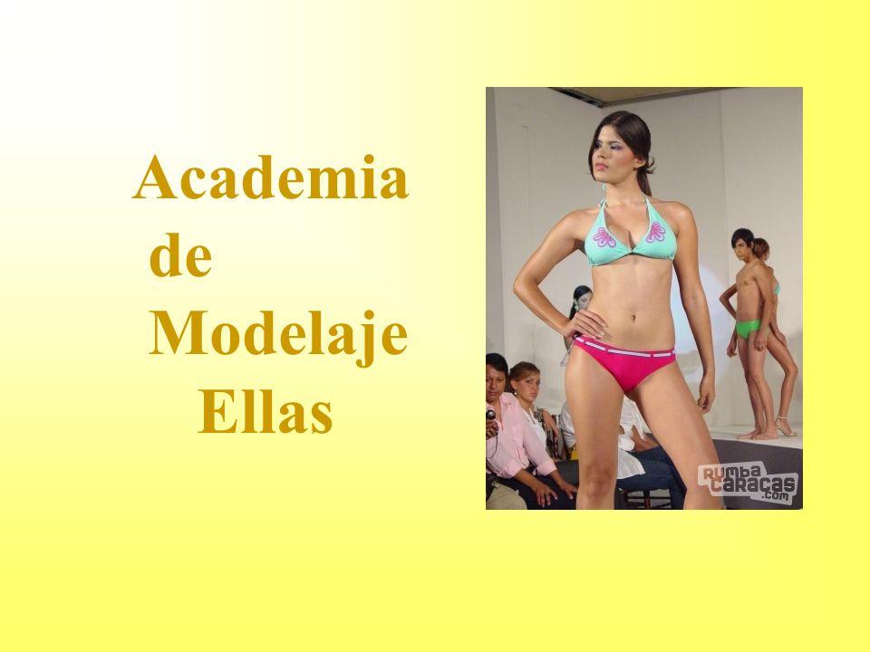 Academia de Modelaje Ellas